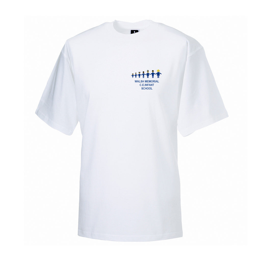 Walsh Memorial PE T-Shirt