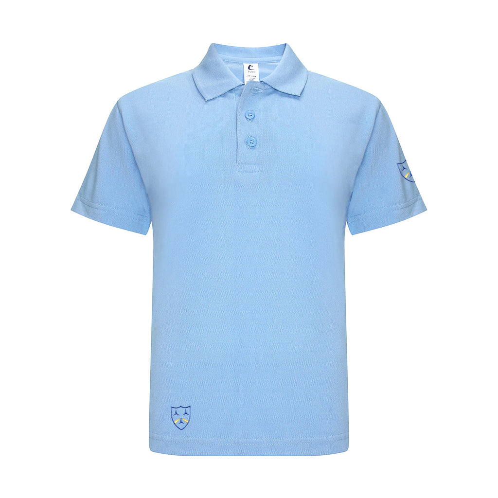 Wavell School Prefect Polo Shirt by Trutex
