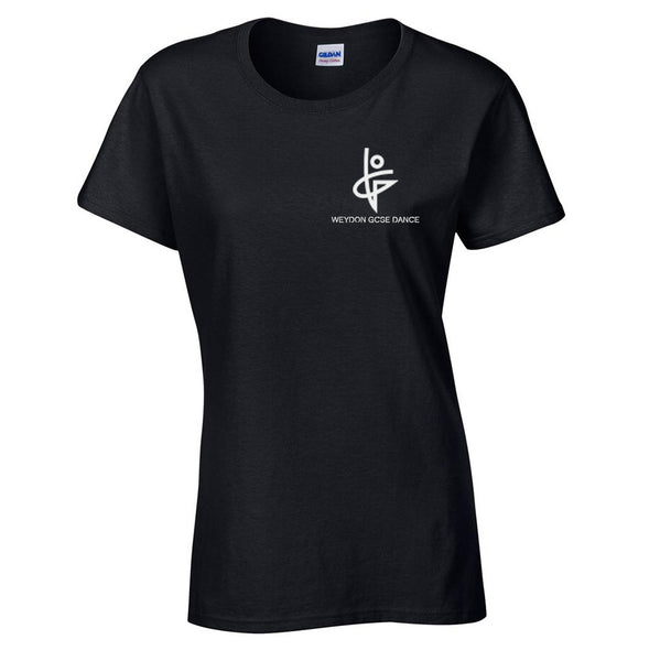 Weydon GCSE Dance Lady Fit T-Shirt