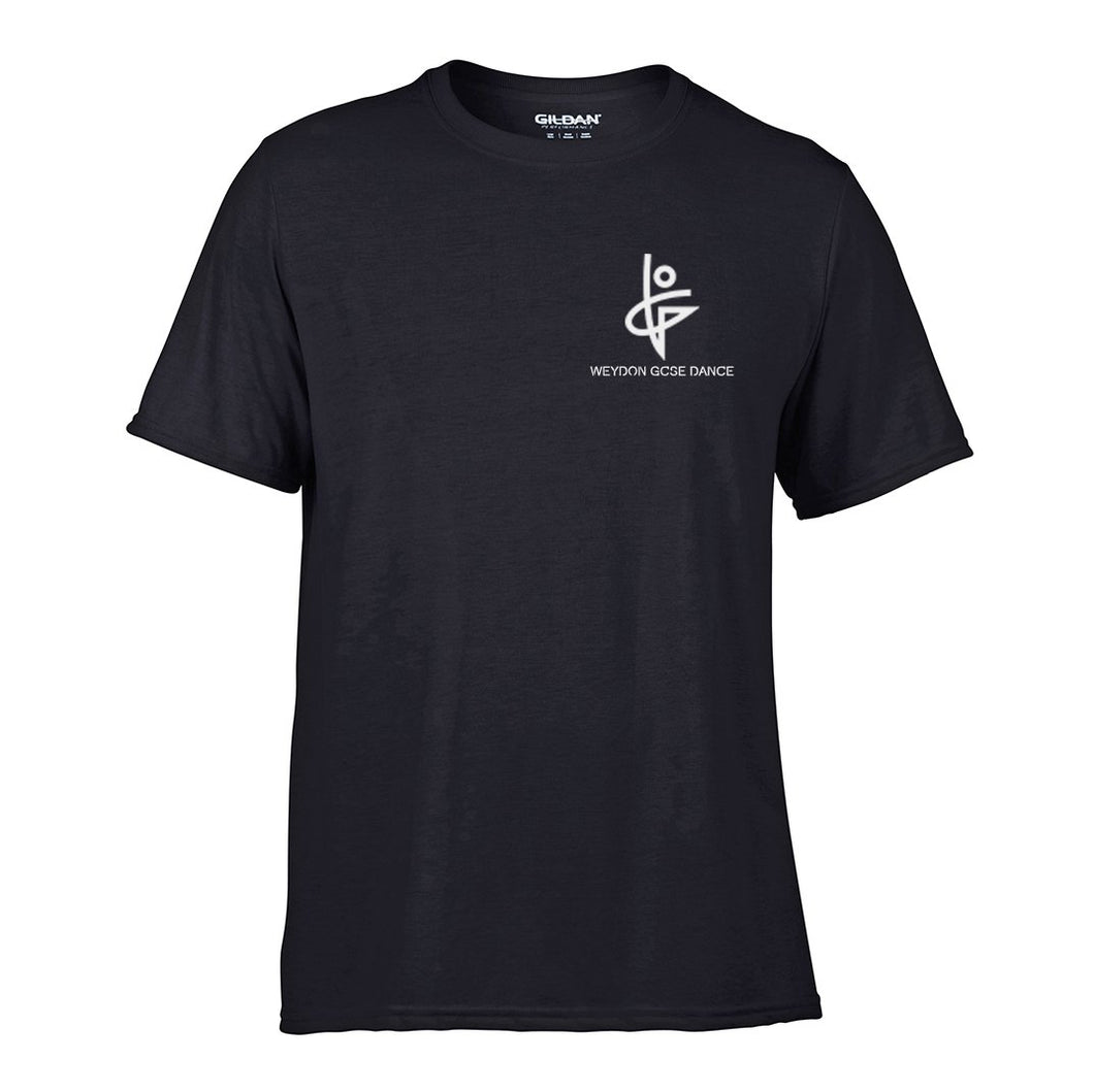 Weydon GCSE Dance Standard Fit T-Shirt