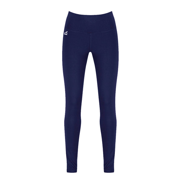 Girls Navy Sports Leggings by Akoa
