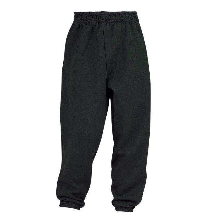 Black Jogging Bottoms by Innovations
