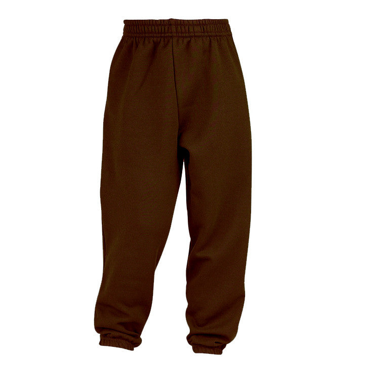 Brown Jogging Bottoms by Innovations