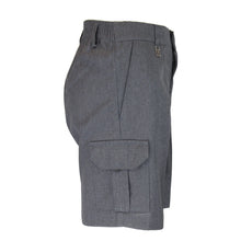 Load image into Gallery viewer, Cargo Style Grey Shorts