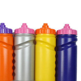 Mix & Match School Drinks Bottle with hands free lid - No more leaks!