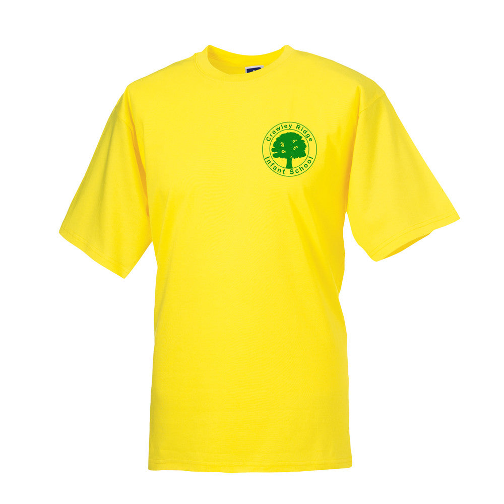 Crawley Ridge Infants PE T-Shirt