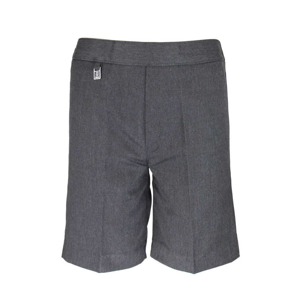 Pull Up Grey Shorts