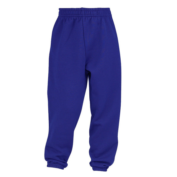 Royal Blue Jogging Bottoms