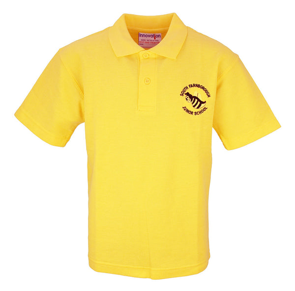 South Farnborough Polo Shirt