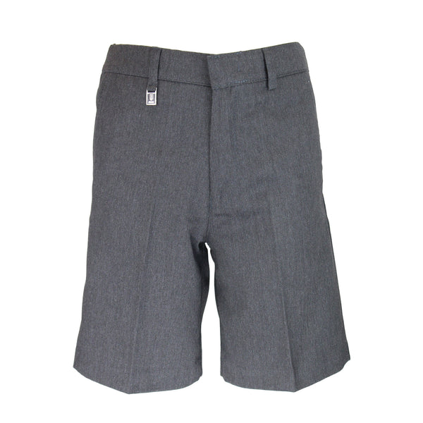 Standard Fit Grey Shorts
