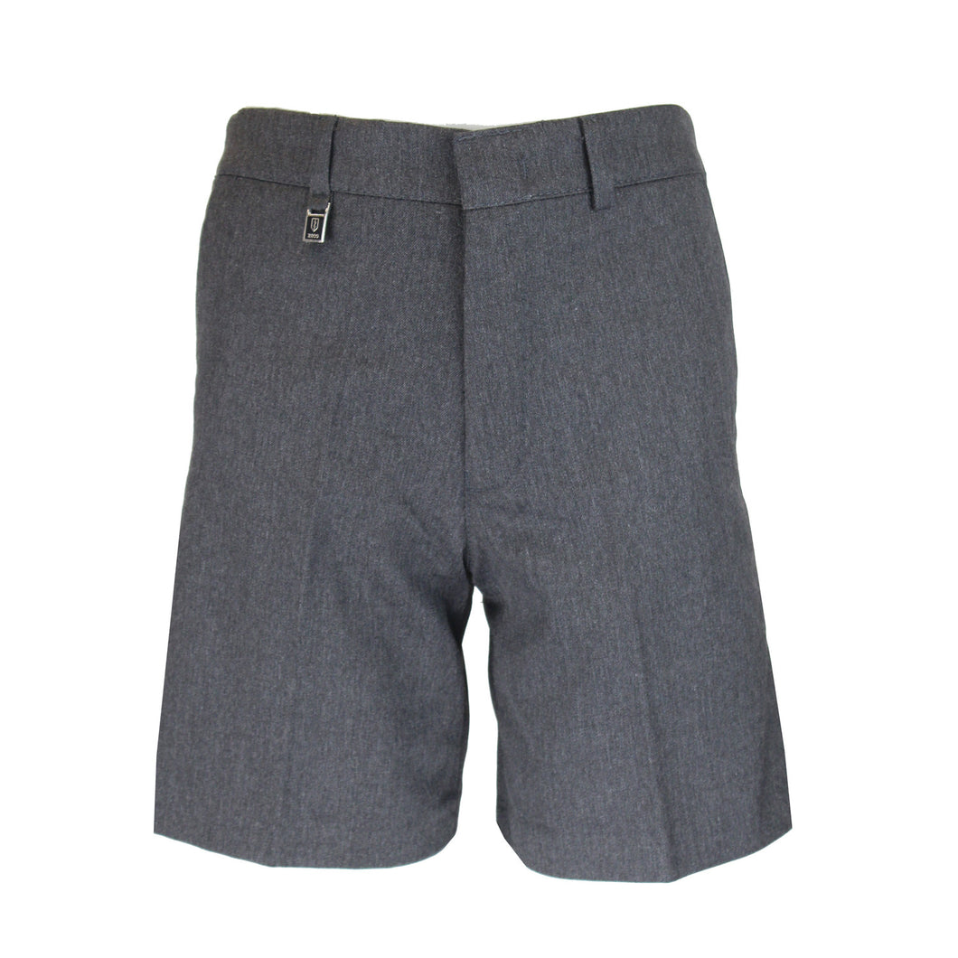 Sturdy Fit Grey Shorts