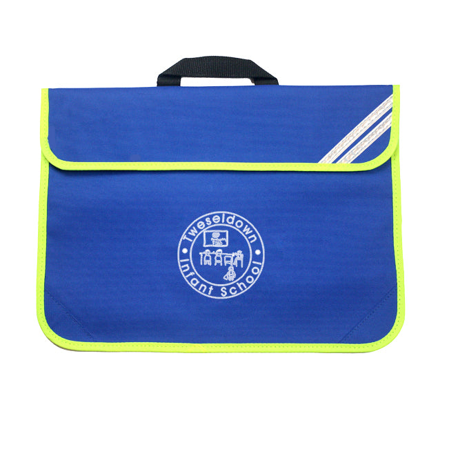 Tweseldown Infants Book Bag