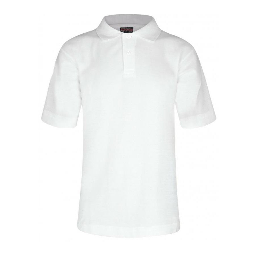 White Polo Shirt by Innovations