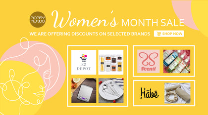 Women's Month Sale