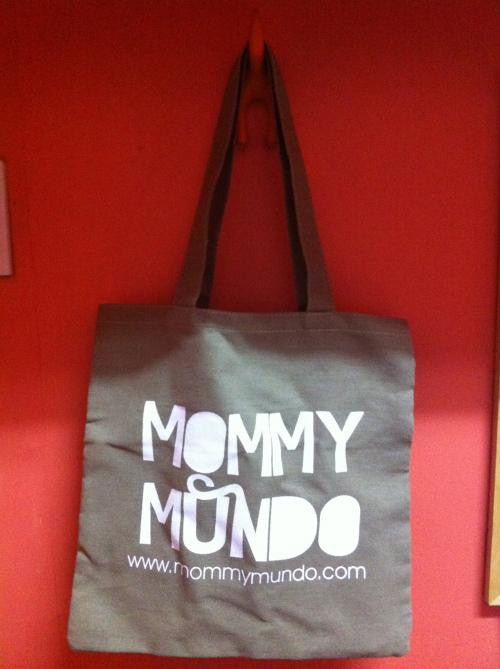 Mommy Mundo Tote Bag - Twill (MM)
