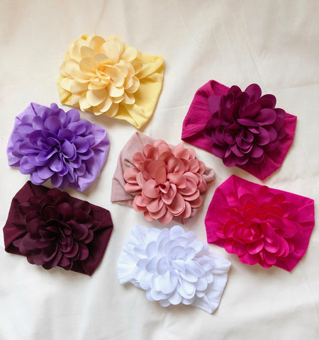 Bloomie Headwraps
