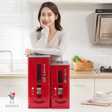 Japanese Style Rice Dispenser