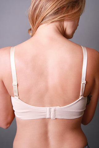 Coobie Seamless Nursing Bra with hooks