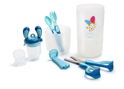Kidsme Baby Travel Easy Set w/ Food Container