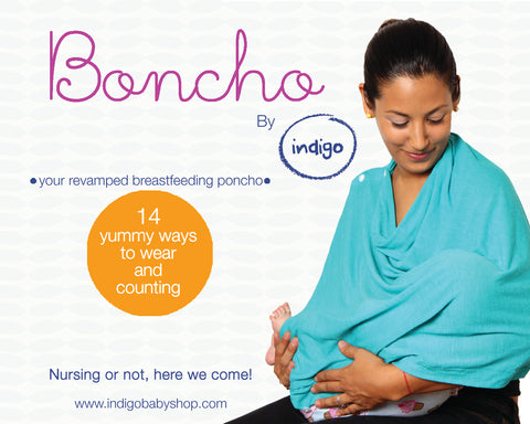 Boncho Nursing Poncho ON SALE [2 for ₱900]
