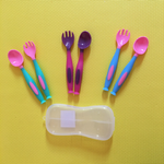 Ecomom Kiddie Spoon and Fork