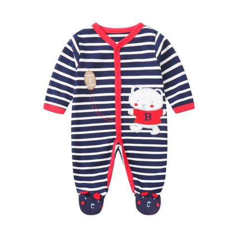 Starkids Togsbear Frogsuits - Black Stripes