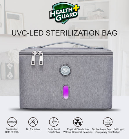 Health Guard UVC LED Sterilization Bag HSU-015