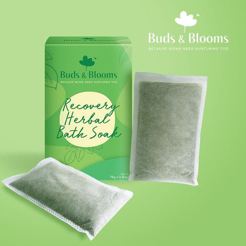 Buds & Blooms Recovery Herbal Bath