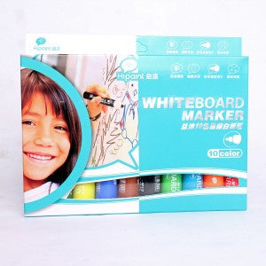HI-PAINT WHITEBOARD MARKER (10 PCS)