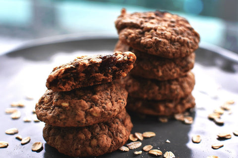 Mommy Treats Toffee Oatmeal Cookies