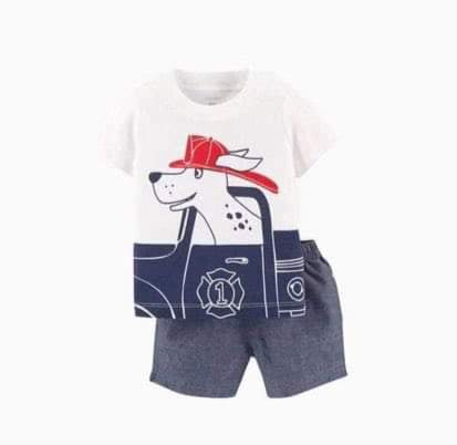 Carter's 2 pieces Sets for Boys - IMG 1124