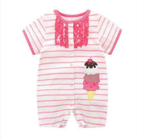 Starkids Branded Onesies Pink Ice Cream