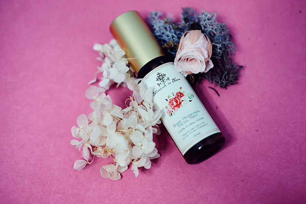 Botanicals in Bloom Hydrosol Facial Mist