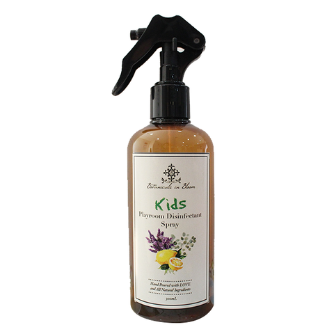 Botanicals in Bloom Kids Playroom Disinfectant Spray