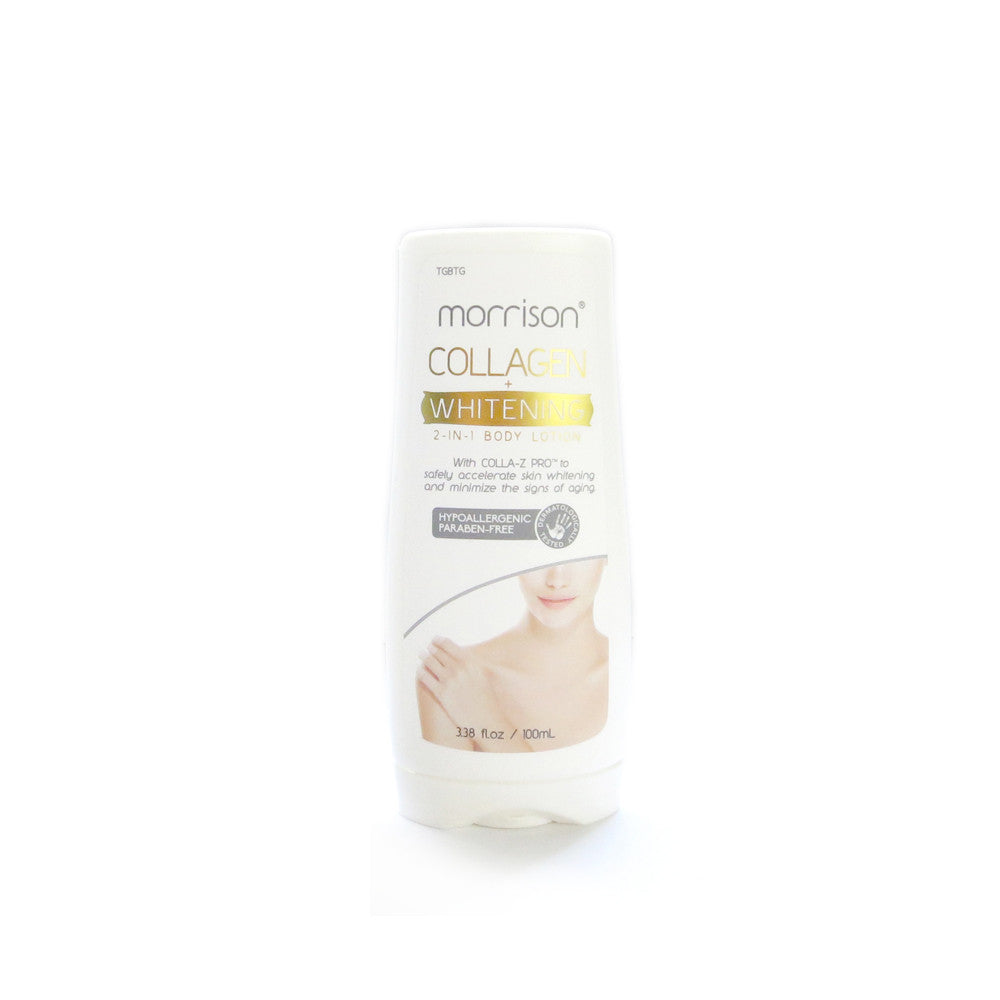 Morrison Collagen Whitening 2-in-1 Lotion