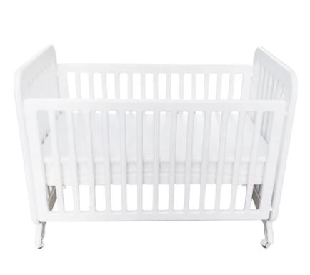 Bonjour Baby Multi-level Convertible Crib