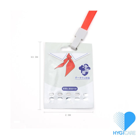 Hygicare Antibacterial Necklace