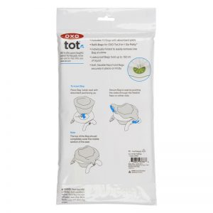 OXOTOT GO POTTY REPLACEMENT BAGS - 10 PACK