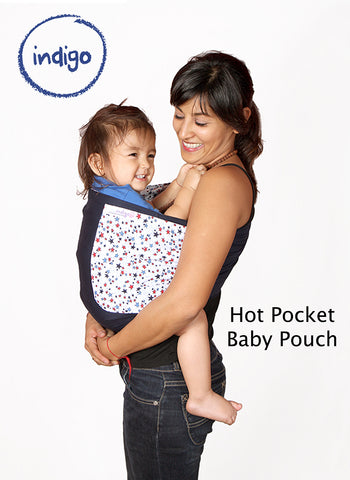 Hot Pocket Baby Pouch