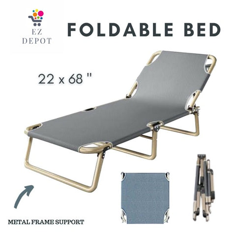 EZ Depot - Foldable Bed