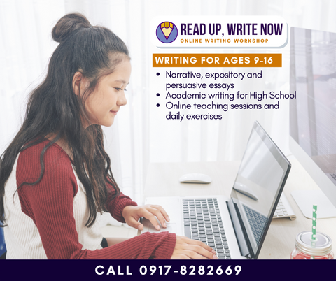 Read Up, Write Now!