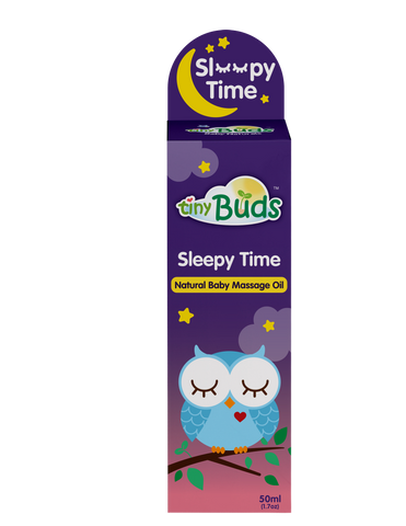 Sleepy Time Lavander Massage Oil