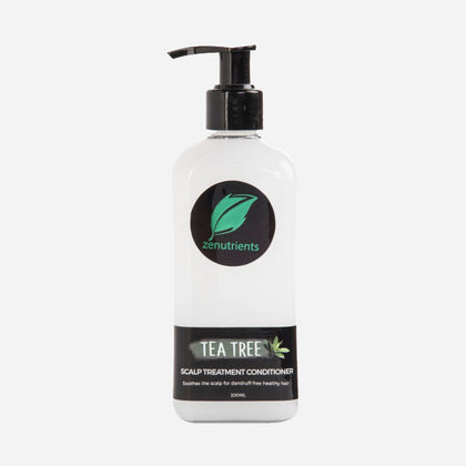 Zenutrients Tea Tree Scalp Treatment Conditioner