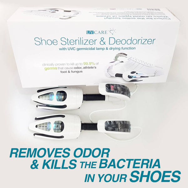 UV Care Shoe Sterilizer & Deodorizer