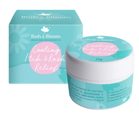 Buds & Blooms Cooling Itch & Rash Relief