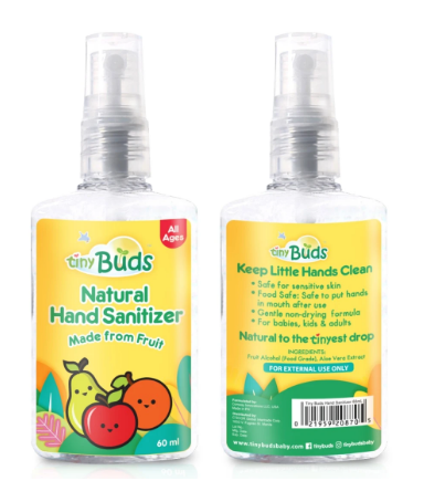 Natural Hand Baby Sanitizer