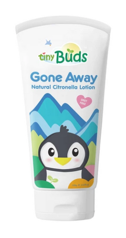 Gone Away Natural Citronella Lotion
