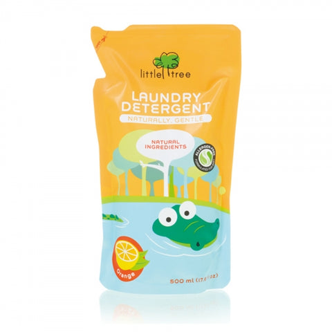 Little Tree Baby Laundry Detergent refill