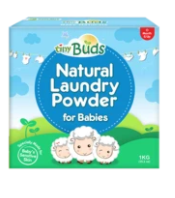 Natural Laundry Powder for Babies Pouch