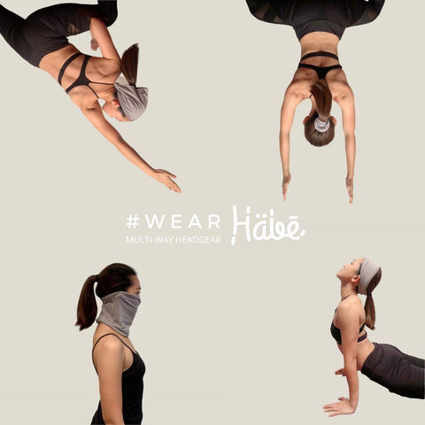 Habe Multi-way Headgear